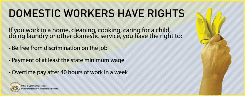 Domestic employment